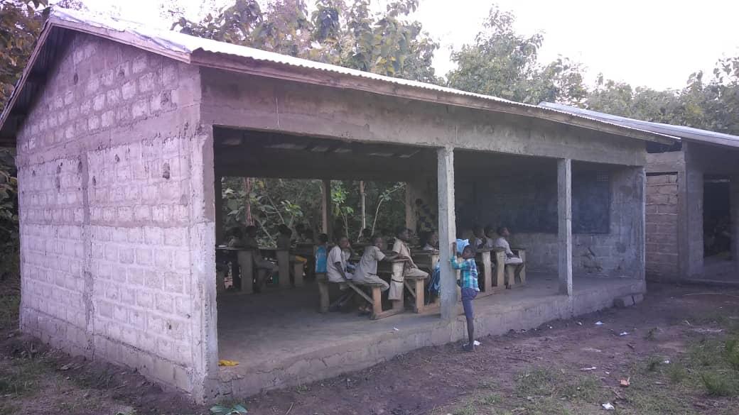 Ecole au Togo